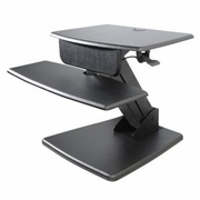 "Desktop Base Sit To Stand Workstation <font color=""red"">See all colors</font>"