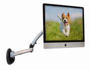"Articulating Wall Monitor Mount for 24"" - 27"" Apple Screens"