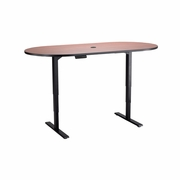 "Electric Height Adjustable Table <font color=""red"">See all Sizes & Colors</font>"