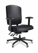 ErgoCentric Bariatric Task Chair