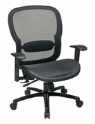 Executive Breathable Mesh Seat and Back Chair