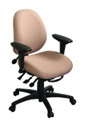 geoCentric Mid Back Office Chair