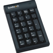 Goldtouch Numeric Keypad for MAC USB Black