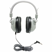 HamiltonBuhl SchoolMate� Deluxe Stereo Headphone with 3.5mm Plug