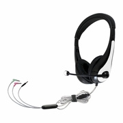 HamiltonBuhl TriosAir Personal Multimedia Headset with Gooseneck Mic