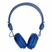 HamiltonBuhl TRRS Headset with In-Line Microphone - Blue or Grey