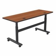 Height Adjustable Flipper Table