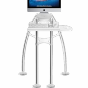 iGo Standing Desk for iMac 21.5-27 inch