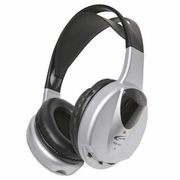 Infrared Stereo/Mono Headphone with transmitter