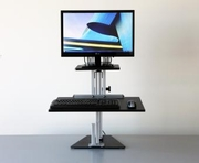 Kangaroo Junior Adjustable Sit and Stand Workstation