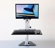 Kangaroo Pro Junior Adjustable Sit and Stand Workstation