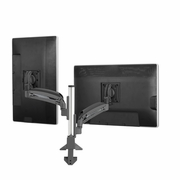 "Chief Kontour K1C210 Dynamic Column Single Link Dual Monitor Mount <font color=""red""><b>See all Colors</b></font>"
