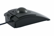 "L-Trac Laser Trackball with Scroll Wheel<br><font color=""red"">Black or Beige</font>"