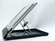 Laptop Riser with Cooling Fan