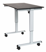 "Luxor 48"" Electric Standing Desk<br><font color=red>See All Styles</font>"