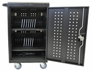 Luxor Computer, Chromebook, and Tablet Charging Cart 30 Devices