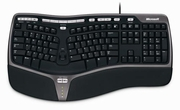 Microsoft USB Natural Ergo Wired Keyboard 4000