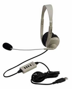 Multimedia Stereo Headsets