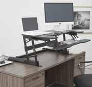 Multiposition Height Adjustible Desk Riser