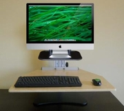 MyMac Kangaroo Apple Users Adjustable Workstation