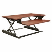 "Napa Sit to Stand Desk Riser <font color=""red""><b>See all Colors</b></font>"