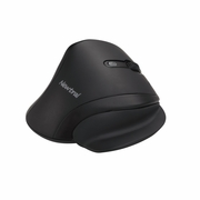 Newtral 2 Ergonomic Wireless Black Mouse