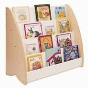 NEWWAVE BOOK DISPLAY - MELAMINE