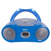 Portable Audio Players & Boomboxes