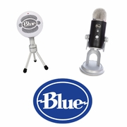 Products by Blue Microphones