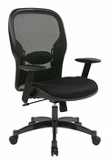 Professional Breathable Mesh Back Chair with Mesh Seat