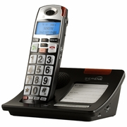 Serene Innovation Hi Def Talking CID Cordless Telephone CL60(55+dB
