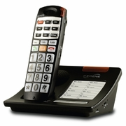 Serene Innovations DECT 6.0 Big Button Talking CID Cordless Amplified Phone CL-30
