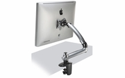 "Single Articulating Desk Monitor Mount for 24"" - 27"" Apple Screens"