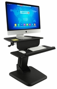 Sit-Stand Laptop and Notebook Workstation