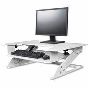 "Sit To Stand Desk Riser <font color=""red"">See all colors</font>"