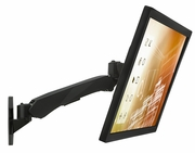 "Spring Arm Fully Adjustable Wall Monitor Mount <font color=""red"">See all colors</font>"
