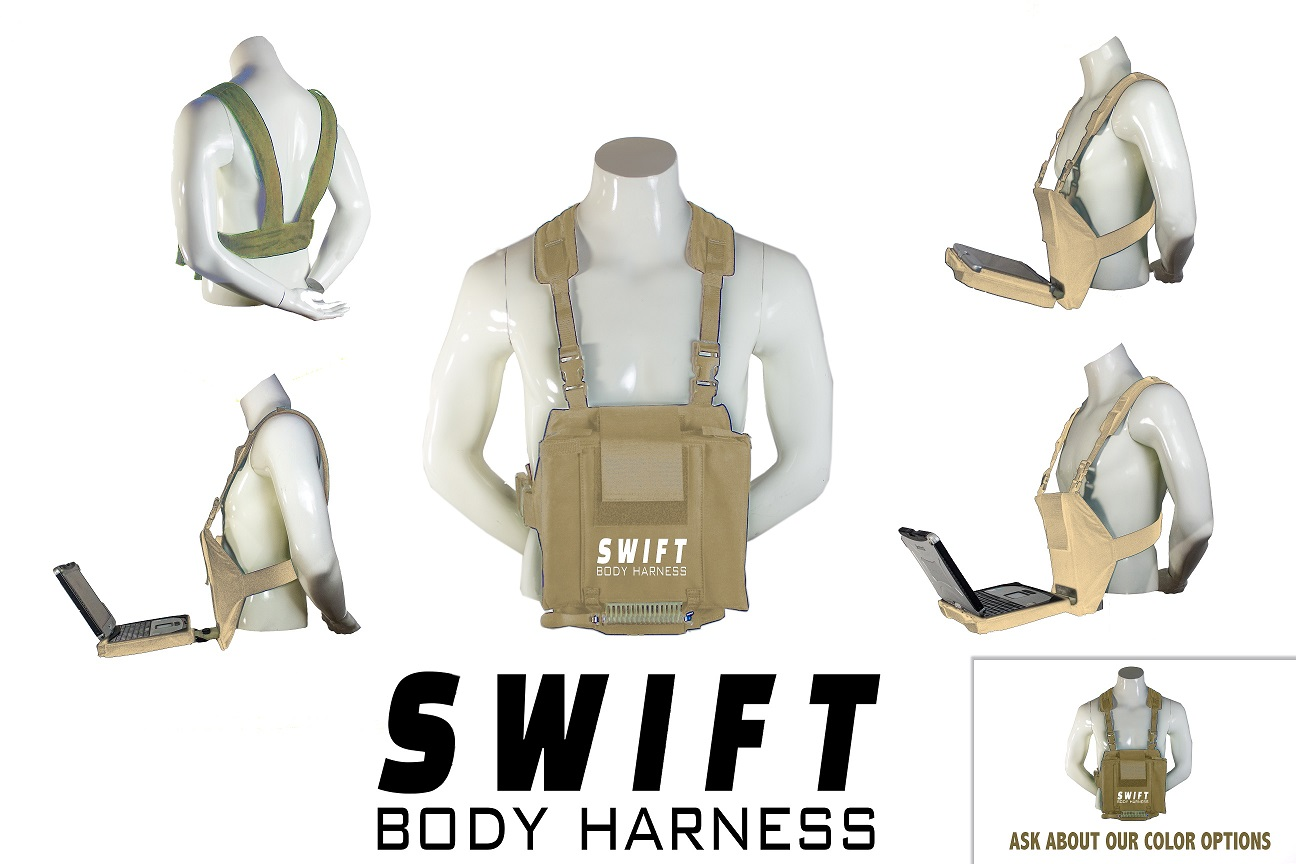 swift body harness 25 swift body platform harness for laptops and tablets