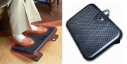 Toasty Toes Ergonomic Heated Foot Rest