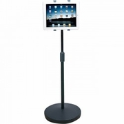 Universal iPad and Tablet Floor View Stand