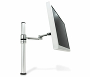 Visidec Articulated Monitor Arm Single Display Desk Mount