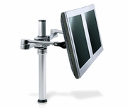Visidec Focus LCD Double Swing Arm