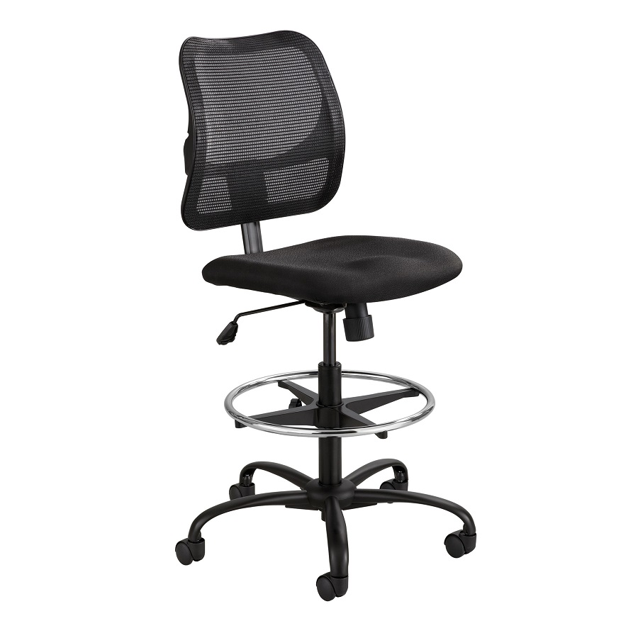 Click To Enlarge Vue™ Extended Height Mesh Drafting Chair