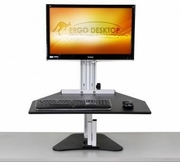 Wallaby Desktop Adjustable Sit and Stand Workstation