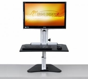 Wallaby Junior Desktop Adjustable Sit and Stand Workstation