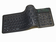 Waterproof Flexible Keyboards