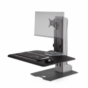 Winston Electric Sit to Stand Workstation Single