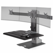 Winston Electric Sit to Stand Workstation Triple