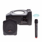 Wireless Ultra-Portable PA System