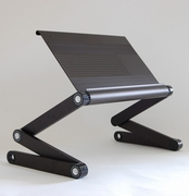 WorkEZ Executive Ergonomic Laptop Stand - Black