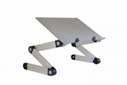 WorkEZ PROFESSIONAL Laptop Stand - Silver